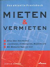 Mieten & Vermieten - Das aktuelle Praxisbuch - Justus Herzog - Weltbild Verlag
