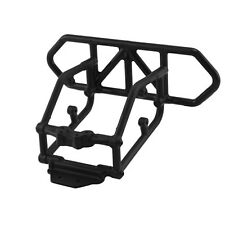 RPM RPM80122 Rear Bumper, Black: SLH 4x4