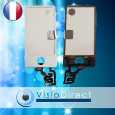 Vitre ecran tactile pour  Apple iPod Nano generation 7 BLANC