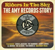 RIDERS IN THE SKY THE AMY RECORDS STORY 1960 - 1962 - 2 CD BOX SET
