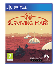 Surviving Mars Ps4 - Pre Owned