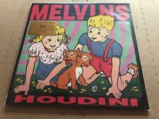 NEW SUPER RARE Melvins - Houdini SILVER Vinyl LP NUMBERED x/1,500