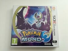 Nintendo 3DS Spiel Pokemon Mond mit OVP *getestet* - SEHR GUT