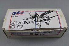 ZF1212 Hi Tech Model 1/72 maquette avion 005 Delanne 10 C2