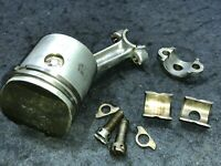 BRITISH SEAGULL OUTBOARD SJP 40 Plus Piston Rings and Connecting Rod Assembly