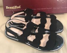 BeautiFeel Cleo Black Suede Women's NEW - Choose Size