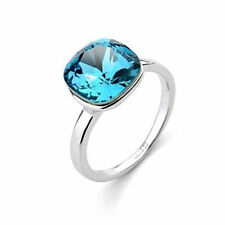 Italina Cubic Zirconia Solitaire Fashion Rings