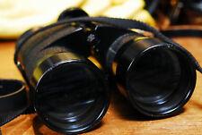 Minolta Mariner Binoculars 10x40 5.6* w caps, strap RARE, Leitz Leica inspired