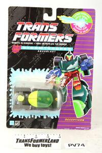 Aquablast w/box Stormtroopers G1 Europe Transformers