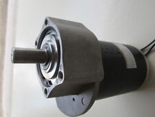 .55 hp 24 volt electric vehicle DC permanent magnet motor w/ 5.2:1 gearbox