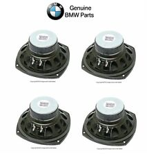 BMW E38 DSP Hifi Subwoofer Set of 4 Oem Sub Woofer Audio Sound System