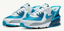 Nike Air Max 90 FlyEase White Laser Blue CZ4270-100 Men's Size 11.5