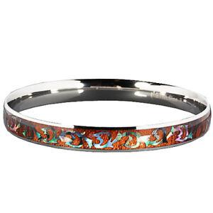 Top Grade 316 Stainless Steel Koa Wood Abalone Bracelet KSB21308