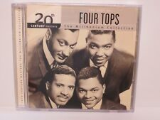 FOUR TOPS ~ THE BEST OF THE FOUR TOPS ~20th century masters ~ 1999 MOTOWN ~ CD
