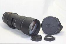 Nikon AF Nikkor ED 300mm F/4 IF Lens Made In Japan