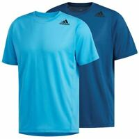 ADIDAS FREELIFT CLIMALITE TEE LIGHT BLUE