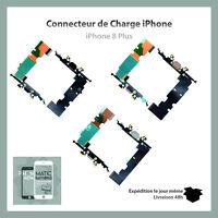IPHONE 8 PLUS - NAPPE DOCK CONNECTEUR DE CHARGE + MICRO + ANTENNE GSM