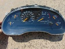1998 Only Ford Mustang V6 Gauge Cluster 120 MPH SN95 268291K New Gears Installed