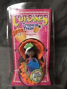 Cupcakes Tropical Treats RARE  doll