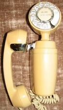VTG Automatic Electric General System ROTARY DIAL WALL Space Saver Telephone 50s
