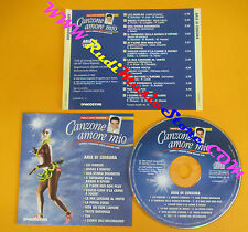 CD CANZONE AMORE MIO Aria di censura compilation GIOVANNA CENTO (C12) no mc lp