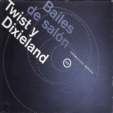 BAILES DE SALON - TWIST Y DIXIELAND 2CDS [CD]
