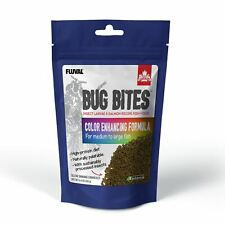 Fluval Bug Bites Color Enhancing Granules Medium-Large Fish