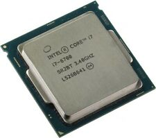 Intel Core i7-6700 SkyLake Quad-Core 3.4 GHz 8 MB LGA1151 65W Tray