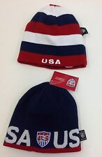 Licensed USA Reversible Knit Hat