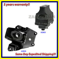 Bushing & Trans Mount 2PCS. 95-02 for Cavalier, Sunfire 2.2L 2.3L 2.4L for Auto.