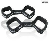 Weight Lifting Straps Heavy Duty Double Power Strap 1 Pair