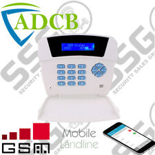 HX-GD30 GSM PSTN Landline SMS Text Auto Dialler Alarm App Phone Notifications