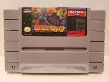 Super Ghouls n Ghosts - Nintendo SNES Game Authentic