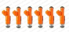 Set of 6 Bosch fuel Injector 1997-1998 Volvo S90 2.9L B6304S 0280155746 9454555
