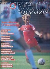 Programm 1987/88 FC Bayern München - Kaiserslautern