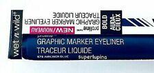 WET N WILD GRAPHIC MARKER EYELINER 878 AIRLINER BLUE