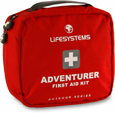 Lifesystems - Adventurer First Aid Kit - Great for Camping, DoE