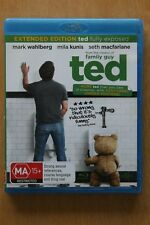 Ted (Blu-ray, 2012)   Preowned (D219)