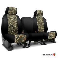 Skanda Coverking Realtree Max-5 Camo Tailored Seat Covers for GMC Sierra