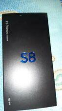 Samsung Galaxy S8 - 64GB - Midnight Black (Sbloccato)