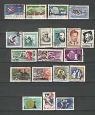 Q2046 - RUSSIA - 1963 - LOTTO USATO -  VEDI FOTO