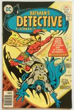 Batman Detective Comics #466. DC 1976 Bronze Age FN condition.