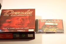 Dracula: la Resurrezione BIG BOX PC GAME RARO CD-ROM GIOCO WIN/95/98