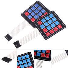 New Listingmatrix Keyboard For Arduino 4x4 Array Keypad Membrane Switch Avr Dru