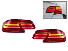 Euro Amber LED Signal LCI M3 Replacement Tail Light For 2011-13 BMW E92 2D Coupe