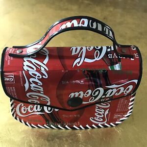 Coca Cola Purse from Asia With Handle