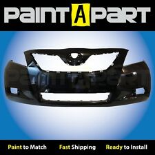 2007 2008 2009Toyota Camry (USA) Front Bumper Painted 202 Black