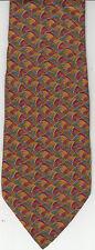 Fendi-[New $350]-Authentic-100% Silk Tie -Made In Italy-Fe26- Men's Tie
