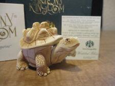 Harmony Kingdom Wedded Bliss Turtle Interchangeable UK Made Box Figurine