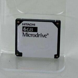Hitachi 6GB Microdrive HMS360606D5CF00 (0A40272)6 GB - CF+